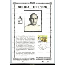 1978 Solidarity Pater D. Pire