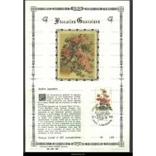 1975 Flowers Exhibition Gent V Azalea japonica