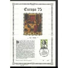 1975 Europa 6,50 Fr
