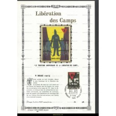1975 Liberation of the concentration camps