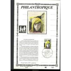 1978 Filantropische uitgifte        Creuz  Serge  Photogravure
