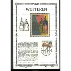 1978 Touristic issue Wetteren