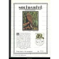 1972 Birds Common Kestrel