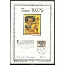 1973 Félicien Rops