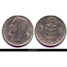 1949 - 5 Fr - NL