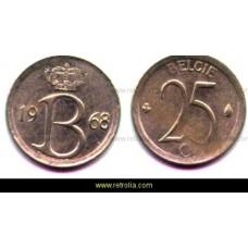 1968 - 25c - NL