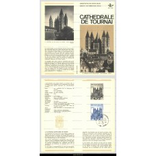 1971 Cathedral of Tournai