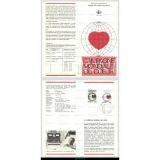 1972 Campagne mondiale du coeur