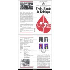1974 Belgian Red Cross