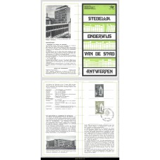 1969 Stedelijk onderwijs van de stad Antwerpen