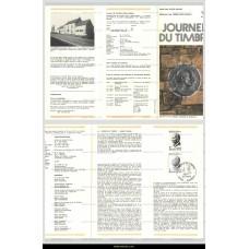 1974 Journée du timbre