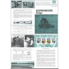 1965 Belgian Boerenbond