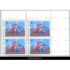 1984 Belgian exports 11 Fr