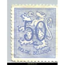1979 Digit on heraldic lion 50 c