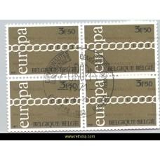 1971 Europe 3.50 Fr