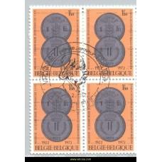 1972 Belgian Luxembourg monetary union