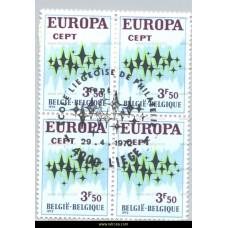 1972 Europe Aurora Borealis 3,50 Fr