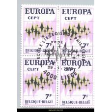 1972 Europe Aurora Borealis 7 Fr