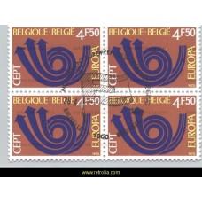 1973 Europe 4.50 Fr