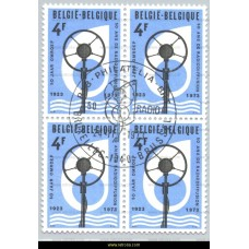 1973 Anniversary of the Belgian broadcasting