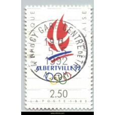 1990 Olympic Games Albertville