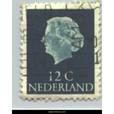 1954 Juliana 12 c