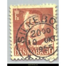 1952 King Frederik IX 30