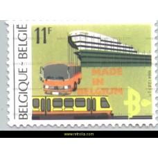 1984 Belgian exports