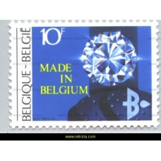 1983 Belgian exports 10 Fr