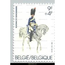 1981 Gendarmerie 9+4 Fr