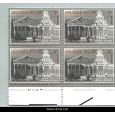 1982 Palais de Justice in Brussels 1832-1982