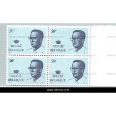 1981 King Baudouin 50 Fr