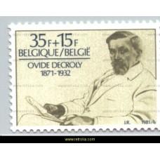 1981 Dr. Ovide Decroly