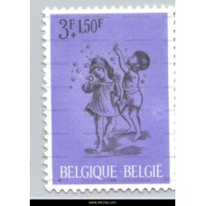 1966 Children's Games 3+1,50 Fr