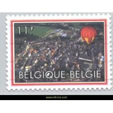 1983 200 years hot air balloon 11 Fr