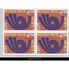 1973 Europe 4.50 F