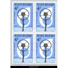 1973 Anniversary of the Belgian broadcasting