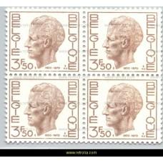 1970 King Baudouin 3,50 Fr
