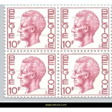1971 King Baudouin 10 Fr