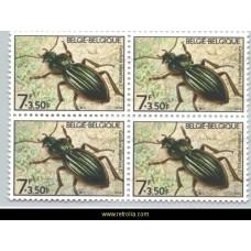 1974 Flora and fauna 7+3,50 Fr