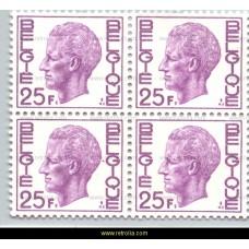 1975 King Baudouin 25 fr