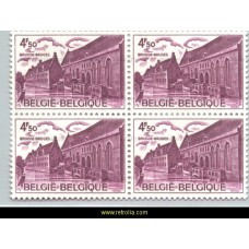 1975 European year of heritage 4,50 Fr