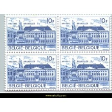 1975 European Year of Heritage 10 Fr