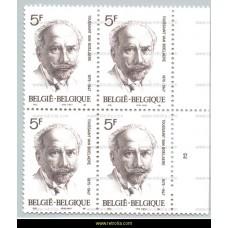 1976 Fernand Toussaint van Boelaere