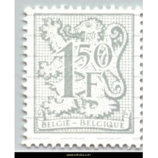 1978 Digit on heraldic lion and streamer 1,50 Fr