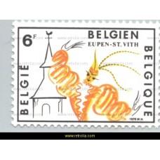 1978 Touristic issue Eupen-St.Vith