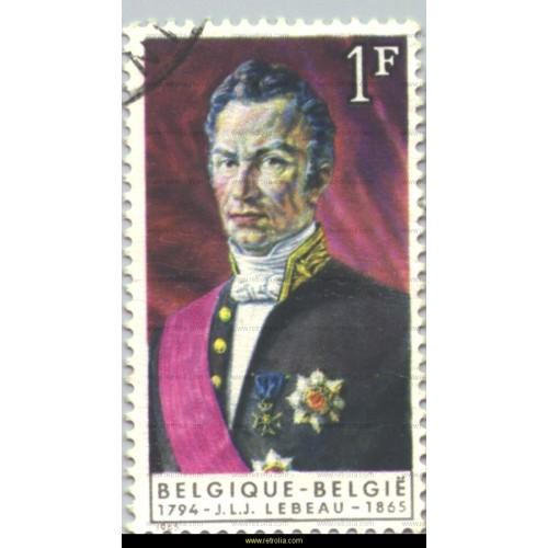 Stamp 1965 Joseph Lebeau