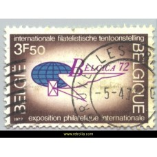 1972 Belgica '72 Stamp Exhibition