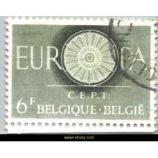 1960 Europe - Spoked Wheel
