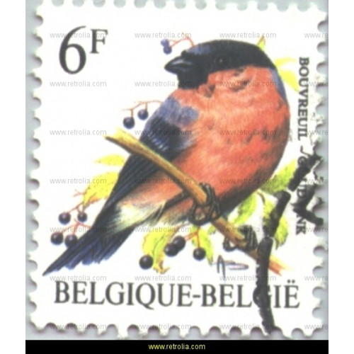 Stamp 1988 Birds
